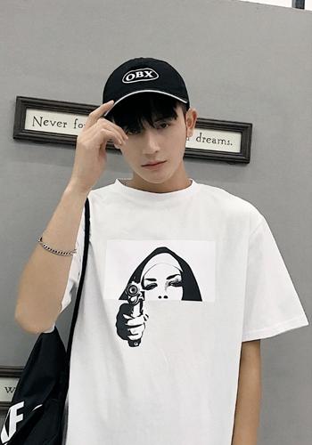 潮男必备T恤